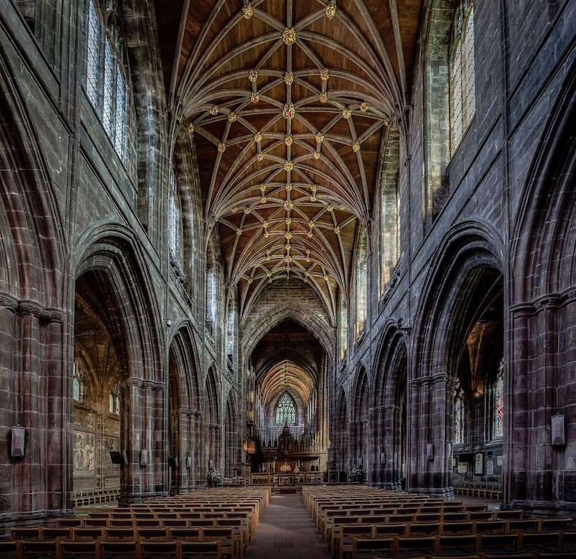 Chester Cathedral Nave